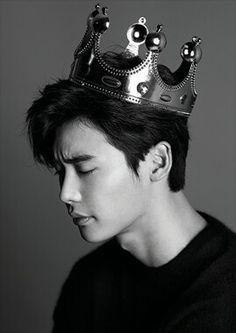 King Lee Jong Suk