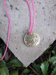 DIY Jewelry Made From Coins