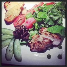 CHOP Steakhouse & Bar, a steak restaurant in South Edmonton on Ellerslie Road Chop Steakhouse, Allergies, Catering, Seafood, Beef, Restaurant, Fresh, Dining, Chicken