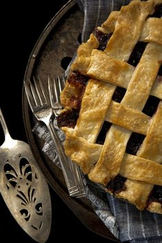 Sour Cherry Pie (1) From: Salted And Styled, please visit