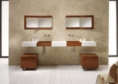 Double Bathroom Vanities   - For more go to >>>> http://bathroom-a.com/bathroom/double-bathroom-vanities-a/  - Double Bathroom Vanities, Double storage, double washing, double mirror viewing in half the time is the kind of several-fold fun that you get from double bathroom vanities. If you have sufficient space in the bathroom and you don't live alone, then a double bathroom vanity can never be harm but a...