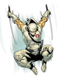 Cap-Falcon) Since my first GI Joe ninja vs comic book martial artist was well recieve Comic Book Characters, Comic Character, Comic Books Art, Comic Art, Character Design, Thundercats, Geeks, D Mark, Ninja Art