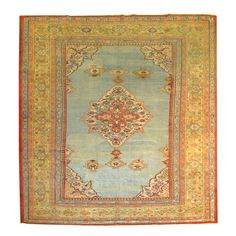 Sold this antique sultanabad rug relatively quickly !!