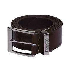 Pasek KLASYK BROWN Wykonany z bardzo wysokiej jakości skóry pasek z metalową klamrą. Wzdłuż paska wytłoczone logo. Szerokość: 3,5cm. Belt, Logo, Brown, Leather, Accessories, Black, Fashion, Belts, Logos
