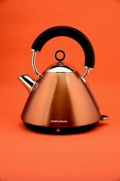 Morphy Richards kettle on Orange