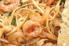Here's An Easy AF Shrimp Pasta You Should Make Tonight
