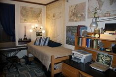 UNIVERSITY OF ALABAMA PRESIDENTIAL VILLAGE DORM ROOM DECOR FOR GUYS - Google Search