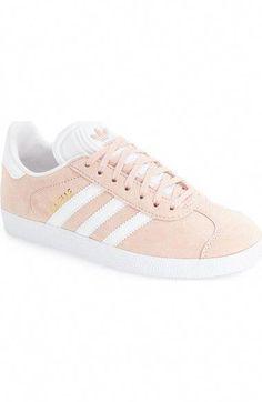 adidas Blue White Gazelle Shoes Tradesy
