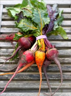 I often crave beets.