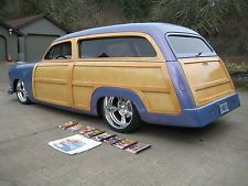 Ford custom 1950 Ford Woodie wagon nationally..Re-pin brought to you by agents of #carinsurance at #houseofinsurance in Eugene, Oregon Station Wagon Cars, Woody Wagon, Panel Truck, Pt Cruiser, Old Fords, Car Ford, Vintage Cars, Antique Cars, Hot Cars