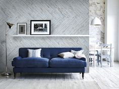 How to choose the best shades of gray for your home in Westchester County. Popular shades of gray and coordinating accent colors. Timber Wall Panels, Timber Walls, Timber Panelling, Wood Panel Walls, White Paneling, Stick On Wood Wall, Diy Wood Wall, Shades Of Grey Paint, Gray Paint