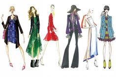 Pantone Color Trends for Fall 2012