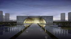 Arquitetura da Luz, em Changzhou. http://site.margaritasemcensura.com/zoom/arquitetura-da-luz-em-changzhou