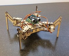 mePed+Quadruped+Robot+by+SpierceTech.