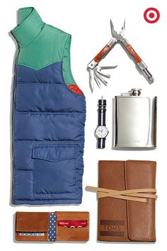 From Mr. Adventurer to Mr. Fix-It, these outdoorsy gifts are so in his neck of the woods. Journal, flask, pocketknife or outdoor gear, not only will he be prepared, but he'll be looking good. Track your favorite holiday items using worthit.co today.