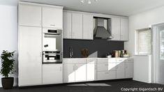 Afbeeldingsresultaat voor kleuren keuken