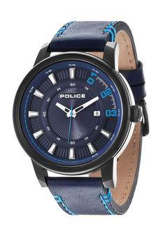 New Police Men's Watch SUNSET  #PL14375JSB03  (31245) #Police #Sport