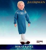 JU-07, Miras kjole - strikkepakke