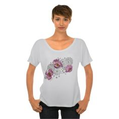 Shop Funny Mermaid at Heart flowy nautical hipster T-Shirt created by iGizmo. Pink Poppies, Cool Tees, Poodle, Shirt Style, Your Style, Shirt Designs, Cool Outfits, Tee Shirts, T Shirts For Women