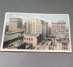 Vintage Postcard Kansas City/ Missouri USA / by LizzysBibsandBobs