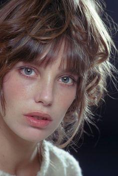 Jane Birkin by Benjamin Auger, 1971