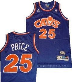 NBA Mark Price's Jersey