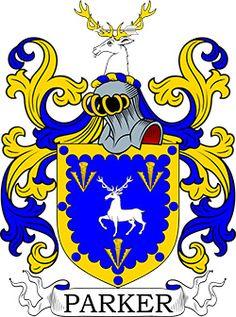 Parker Family Crest