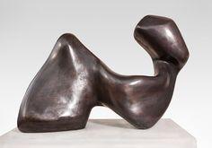 """bronze sculpture """"Bewegung/Movement"""" by Cornelia Hammans"""