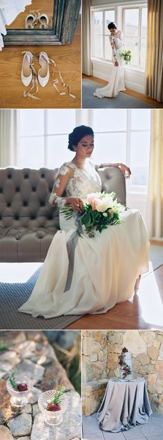 A Bridal Shoot Inspired by Old World Europe – Style Me Pretty