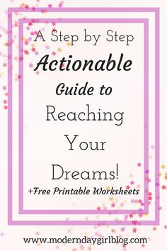 Do you want to reach your dreams? Do you want me to guide and support you throughout the whole process? Sign up to get your free chapter…