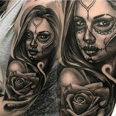 (2) Chicano Tattoo Art                                                       …