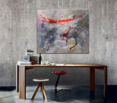 Modern Art Abstract Painting, Original Painting Canvas Art, Abstract Painting Canvas Art, Living Room Art, Large Abstract Paintin Original Handmade Painting by Gabi Ger.  I welcome Order to create a very similar painting!   After your purchase the Painting will be ready within 3-5 working days.  Then I will send a photo. Following your consent within 2 days I ship the painting.  The painting will be sent rolled up by EMS Express. The shipping takes 4-5 days.  For the comfortable Gallery…