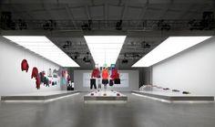 Nike Pop Up Showroom - Maggie Peng & Albert Tien © Jonathan Leijonhufvud
