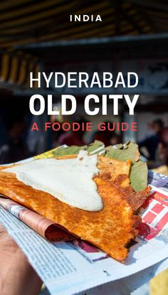 Good news for foodie travel and budget travel in southern India! The Old City of Hyderabad, India is a literal feast for budget-minded food lovers. From world famous biscuits to biryani to goat hooves, heres tips on where and what to eat in Hyderabads Old India Travel Guide, Asia Travel, Travel Vlog, Travel Goals, Travel Tips, Desi, India Food, Biryani, Foodie Travel