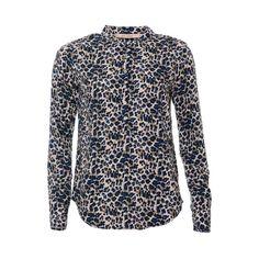 Rue de Femme Dot Shirt Leo Blus Svart
