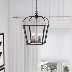 Black Pendant Lighti