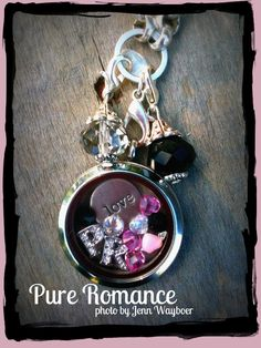 Pure Romance Check out and like my FB page for more ideas and product information! Www.facebook.com/Leanne25074 Click to stop origami owl!