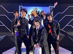 Zero One, First Relationship, Fukuoka, Kamen Rider, Dares, Japan, Concert, Instagram, Twitter