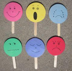 Social Emotional Development The older toddler beginning to label their feelings. Toddler Classroom, Toddler Learning, Toddler Fun, Toddler Crafts, Toddler Circle Time, Music Classroom, Social Emotional Activities, Emotions Activities, Social Emotional Development