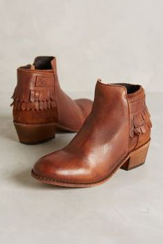 H by Hudson Core Booties #Anthropologie