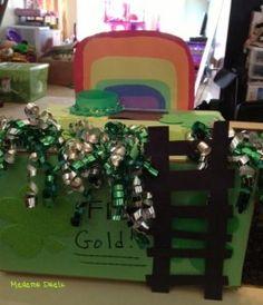 St Patricks Day Leprechaun Trap