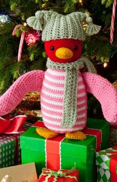 "Huggable Penguin- Free Amigurumi Pattern - PDF Download ( click ""Download Printable Instructions"")"
