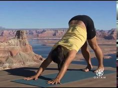 AM Yoga For Your Week: Standing Poses To Wake You Up with Rodney Yee - YouTube