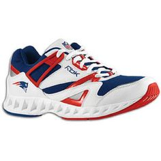 New England Patriots Zorch Trainer Shoes New England Patriots Gear b5590c353