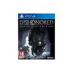 Dishonored - Definitive Edition #PS4 #Gaming