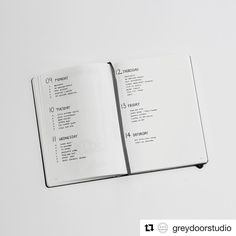 #Repost @greydoorstudio with @repostapp ・・・ Simplicity is key when you've got a lot going on. I love seeing everyone's amazing bujo spreads, but these days I'm appreciating simple dailies. No one should feel overwhelmed by bullet journaling. It is absolutely for everyone and everyone has the chance to make it their own!!