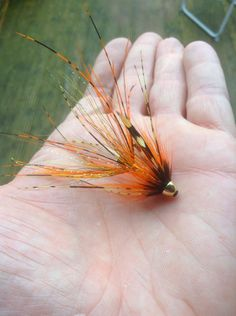 Another wee go at the intruders. By John Richardson Salmon Fishing, Trout Fishing, Bass Fishing, Fishing Hole, Fly Fishing Gear, Pike Flies, Hair Wings, Steelhead Flies, Saltwater Flies