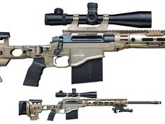 Remington 700 R5. Now this is pretty.