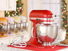 Quem não quer uma destas na cozinha? #lusho #kitchenaid