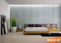 Идеи минималистских спален фото 18